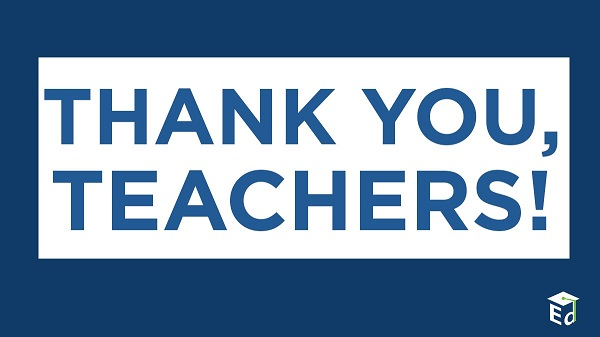 Thank You, Teachers Billboard