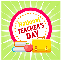 National Teachers Logo