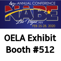 NABE Conference Logo Booth 512